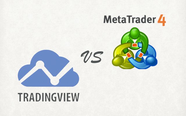 tradingviewとmetatrader